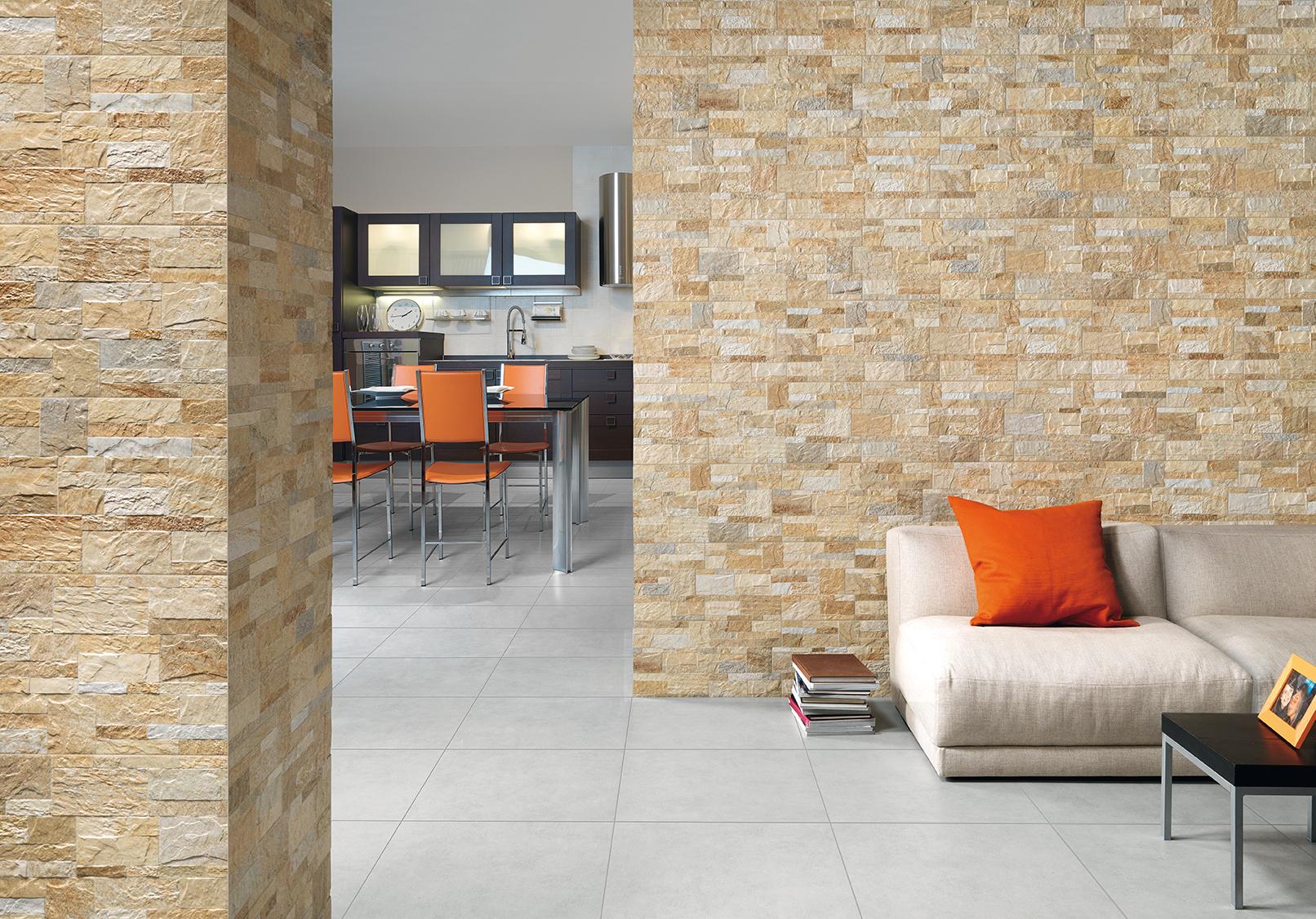 Muretto In Pietra Interno arredo bagni napoli | fiordo effetto pietra rock style